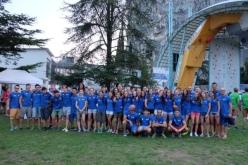 La squadra italiana ai Mondiali Giovanili di Arco