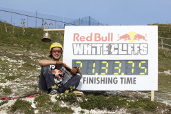 Red Bull White Cliffs 2015: Angelika Rainer
