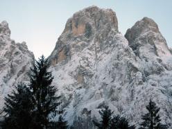 Monte Agner (Pale di San Martino, Dolomiti)