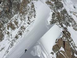 Ueli Steck e le 82 quattromila delle Alpi: Grand Pilier d'Angle, Monte Bianco