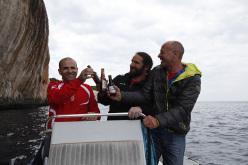 Alexander Huber libera Il Capitano, Capo Monte Santo, Sardegna