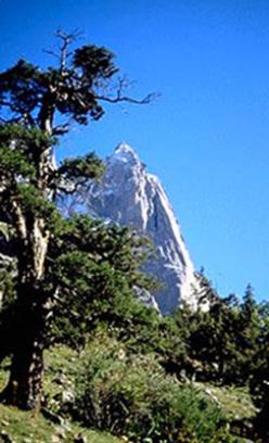 Pamir Alay, a granite paradise