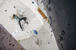 Coppa del Mondo Lead 2015 Wujiang, Cina: Jessica Pilz