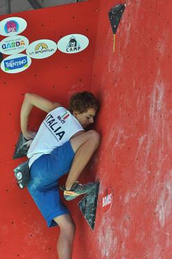 Italian Climbing Awards: Filip Schenk