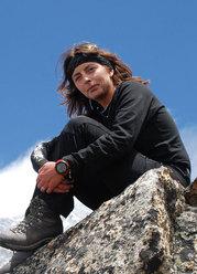 Cristina Castagna, Makalu 2008