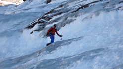 Eiger North Face with Ueli Steck and Kilian Jornet Burgada