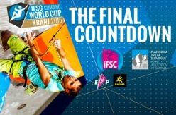 Il 14 e 15 novembre a Kranj in Slovenia l'ultima tappa della Coppa del Mondo Lead 2015.