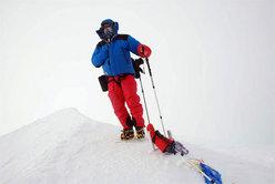Giuliano De Marchi al Monte Denali