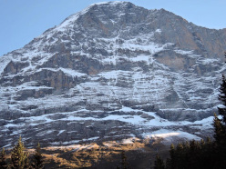 The North Face of the Eiger
