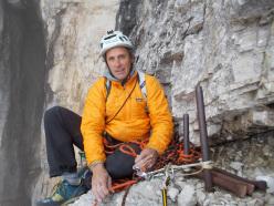 Quota Gaspard, Dolomites