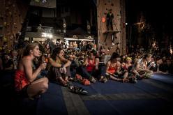La Sportiva Legends Only 2015: Shauna Coxsey, Melissa Le Neve, Anna Stöhr, Juliane Wurm and Janja Garnbret.