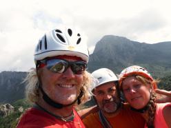 Spigolo Irena Sendler, Monte Penna, Ligurian Apennines: