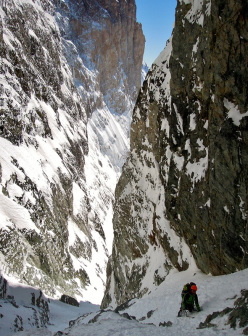 Cerro San Lorenzo, Patagonia: