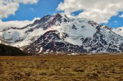 Cerro Hermoso, Cresta SE + Direct Route, TD- 80° M4, 1100m, 6 ore, Domen Petrovčič & Domen Kastelic, 11/11/2015