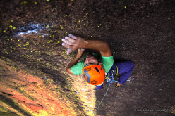 Never the Same, first free ascent on Tsaranoro Atsimo in Madagascar by Polo, Gorobey and Giuliberti