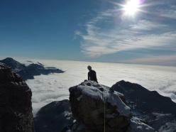 Alpinismo d'inverno