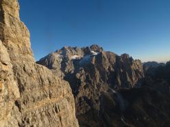 From Torre Venezia, Civetta, Dolomites