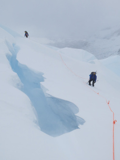 Colmillo Sur, Patagonia: