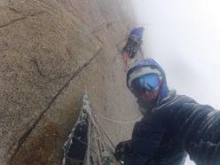 Colmillo Sur, una prima salita su una montagna inviolata ed una bella avventura in Patagonia
