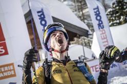 Ski mountaineering European Championship, Individual Race 05/02/2016: Anton Palzer
