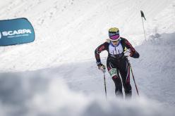 European Ski Mountaineering Championship, Vertical race 06/02/2016: Victoria Kreuzer