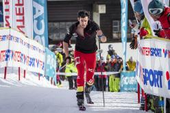 European Ski Mountaineering Championship, Vertical race 06/02/2016: Kilian Jornet Burgada