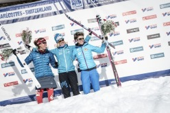 European Ski Mountaineering Championship, Vertical race 06/02/2016