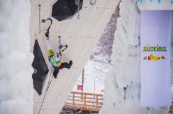 Ice Climbing World Cup 2016 Corvara