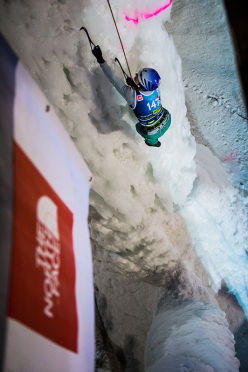 Ice Climbing World Cup 2016 Corvara