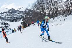 Ski mountaineering world Cup 206, 33° Transcavallo: Robert Antonioli winning the Sprint Race
