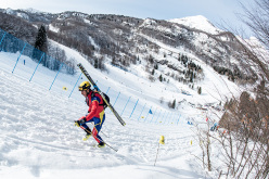 Ski mountaineering world Cup 206, 33° Transcavallo: Sprint Race