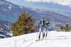 Ski mountaineering world Cup 206, 33° Transcavallo: first stage