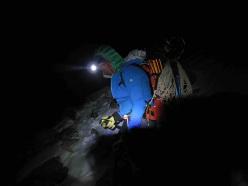 Nanga Parbat in winter: Tamara Lunger