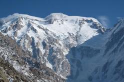 Nanga Parbat in winter