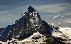 Maurer sul Matterhorn