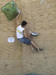 Coppa Italia Boulder Ivrea 2009