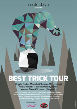 Rockslave Best Trick Tour 2016