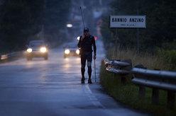 Christian Maurer a Bannio Anzino, Italy