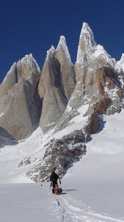 Circo los Altares: the Cerro Torre group, Patagonia