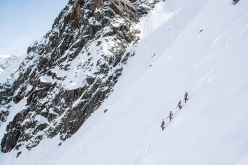 During the first Monte Rosa Ski Raid on 10/04/2016