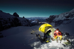 The competition Get Vertical by Salewa