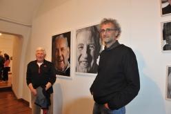 The exhibition Sguardi dall'Alto by Giulio Malfer at Lecco
