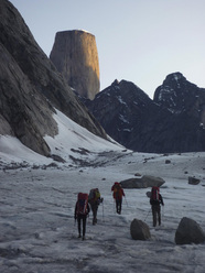 Mt. Asgard, Baffin Island