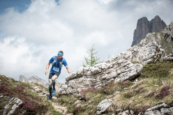 During the The North Face Lavaredo Ultra Trail 2016, Dolomites