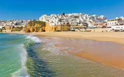 Albufeira, Portugal that hosted the Plenary Assembly of the International Ski Mountaineering Federation