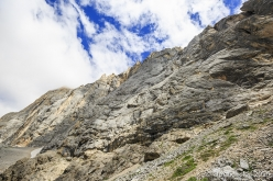 The South Face of Marmolada, Dolomites