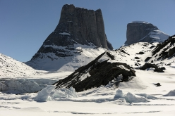 Mt. Turret, Sam Ford Fjord, Isola di Baffin