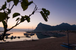 Dawn at San Vito lo Capo