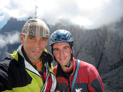 Riccardo Scarian e Luca Boninsegna