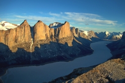 The Stewart Valley, Baffin Island, Canada